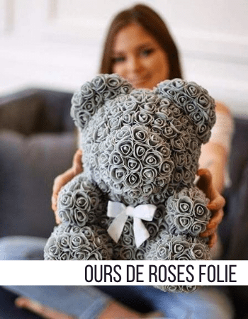 Ours de Roses Folie Insta-Couple®