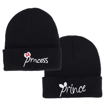 Bonnet Couple Prince et Princesse Insta-Couple®