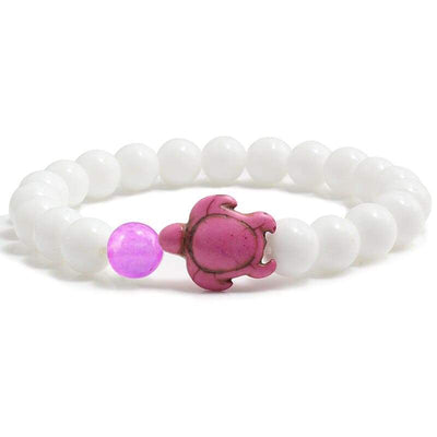 Bracelets Couple <br/> Tortue Pastel