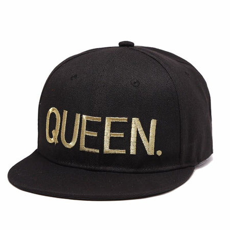 Casquette Couple King Queen Or Femme Insta-Couple
