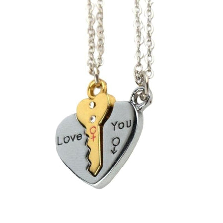 Collier Couple Amour Insta-Couple®
