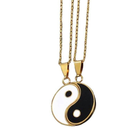 Collier Couple Yin-Yang Insta-Couple®