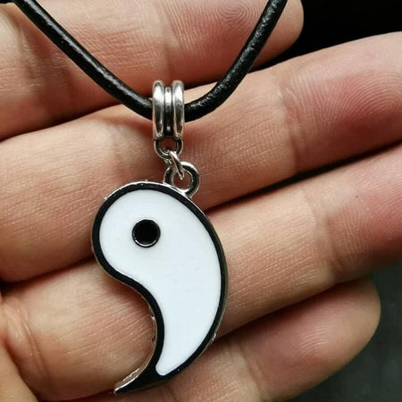 Collier Couple Yin & Yang Femme Insta-Couple®
