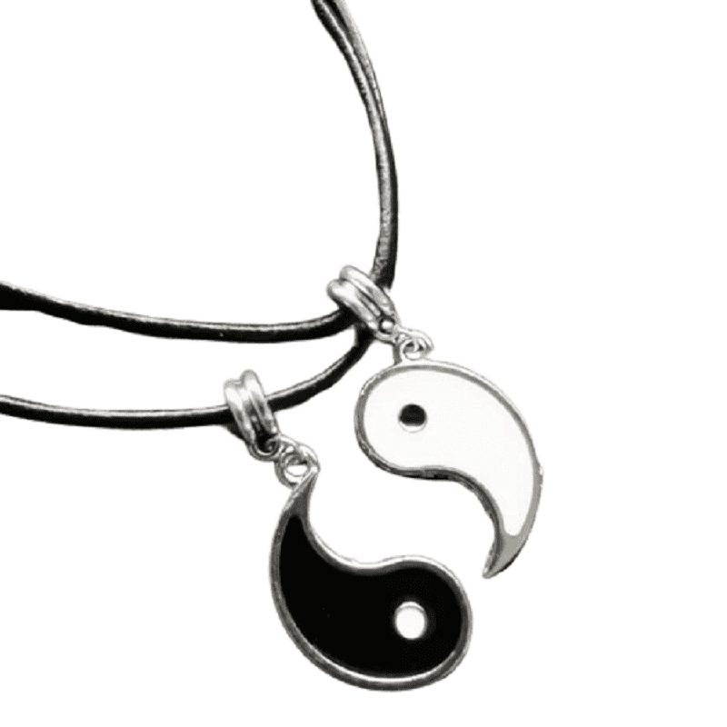 Collier Couple Yin & Yang Insta-Couple®