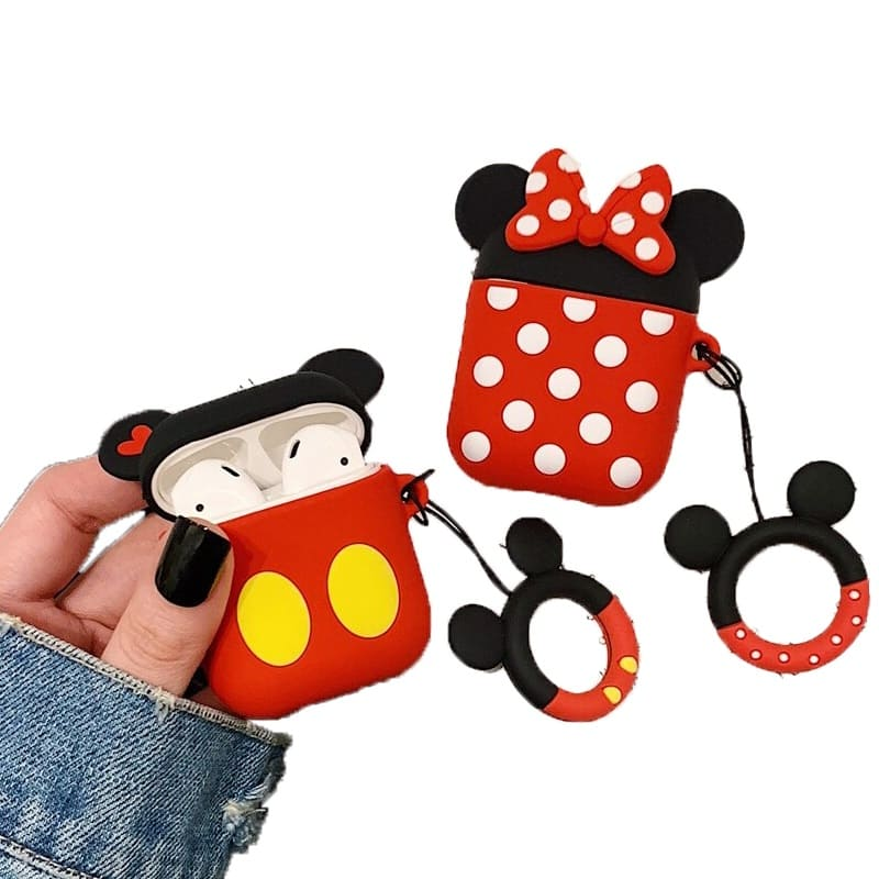 Coque AirPods Mickey Minie Insta-Couple®