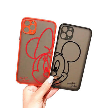 Coque Telephone Couple Disney