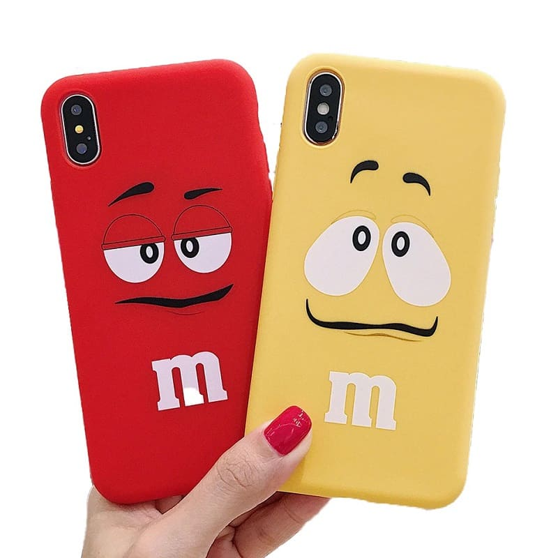 Coque Telephone Couple M&Ms Insta-Couple®