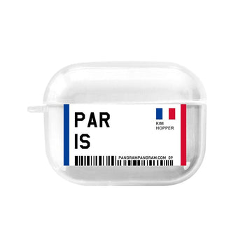 Coque AirpsPods Pro Paris