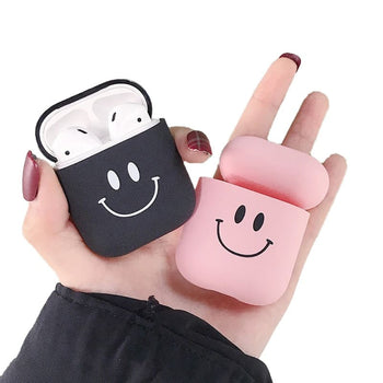 Coques Airpods Couple Smiley Insta-Couple®