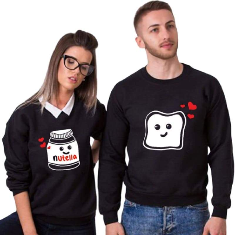 Pull Couple <br/> Nutella