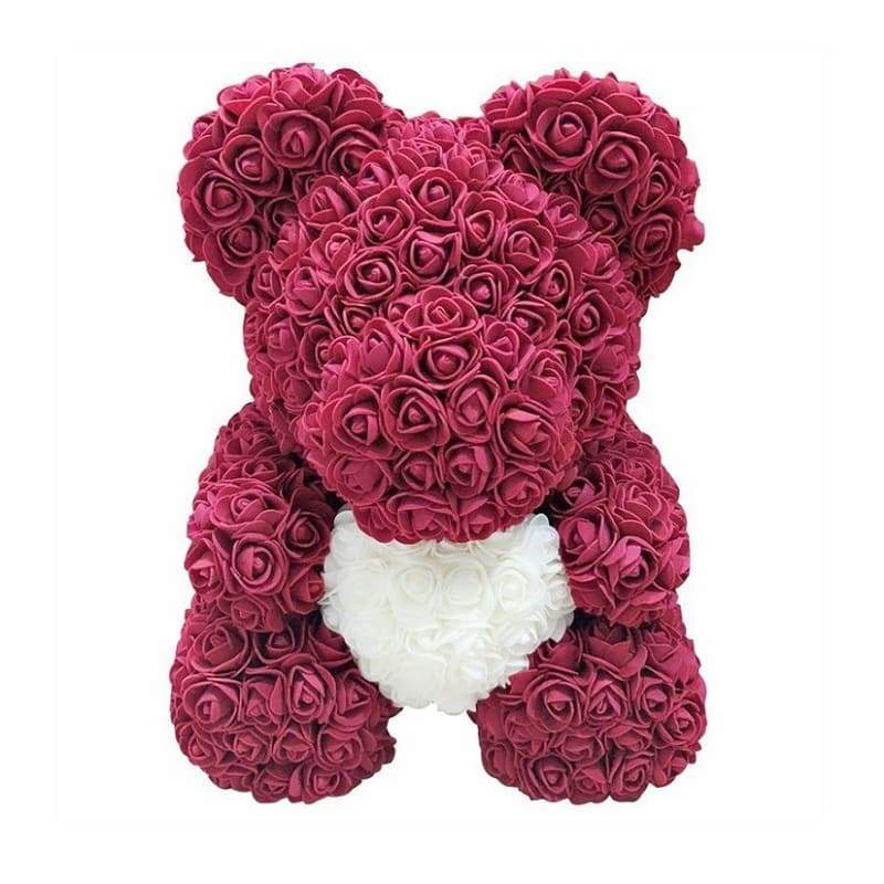 Ours de Roses Couple <br/> Archarné