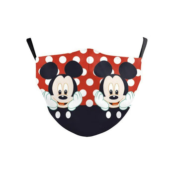 Masque Couple Disney Femme Insta-Couple®