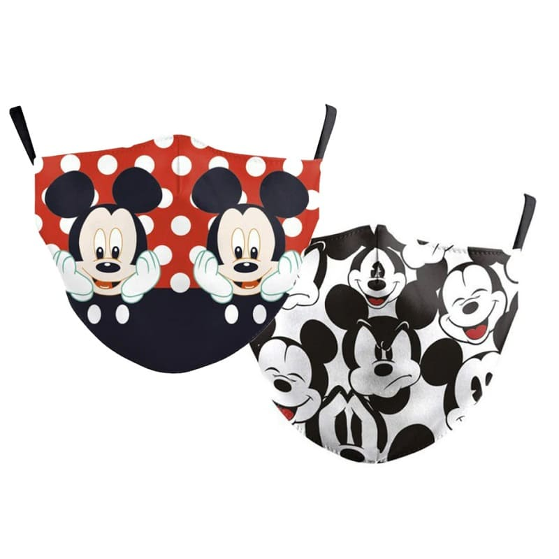 Masque Couple <br/> Disney