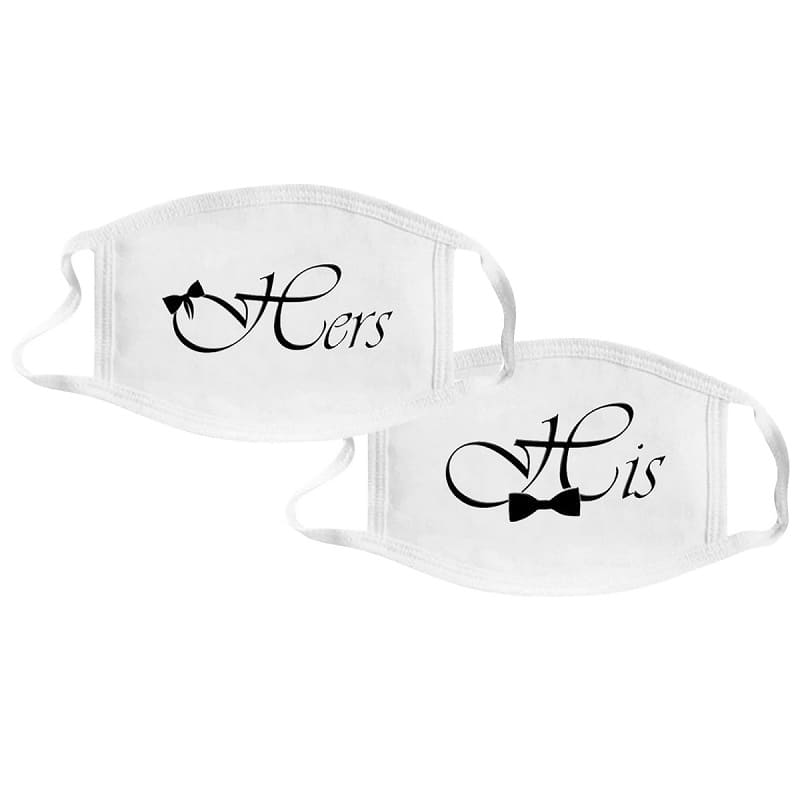 Masque Couple <br/> His & Hers