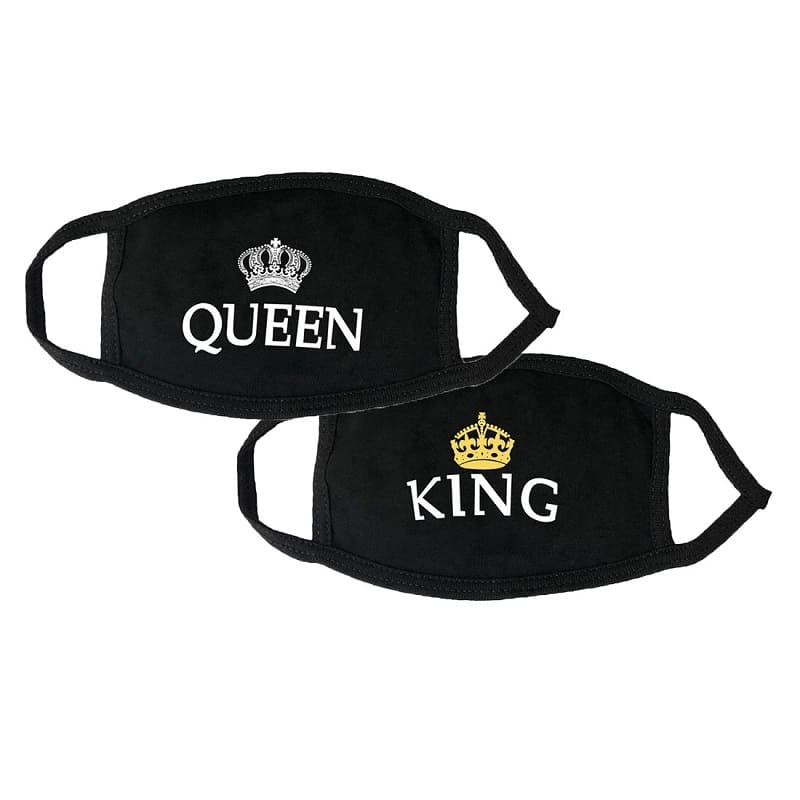 Masque Couple <br/> King Queen