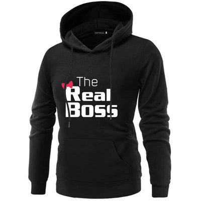 Sweat Couple Real Boss