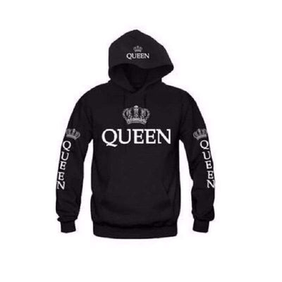 Sweat Shirts  Amoureux Couple King Queen