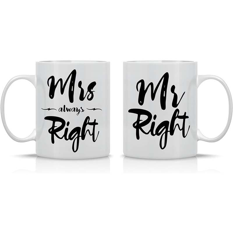 Tasse Couple <br/> Mr & Mrs