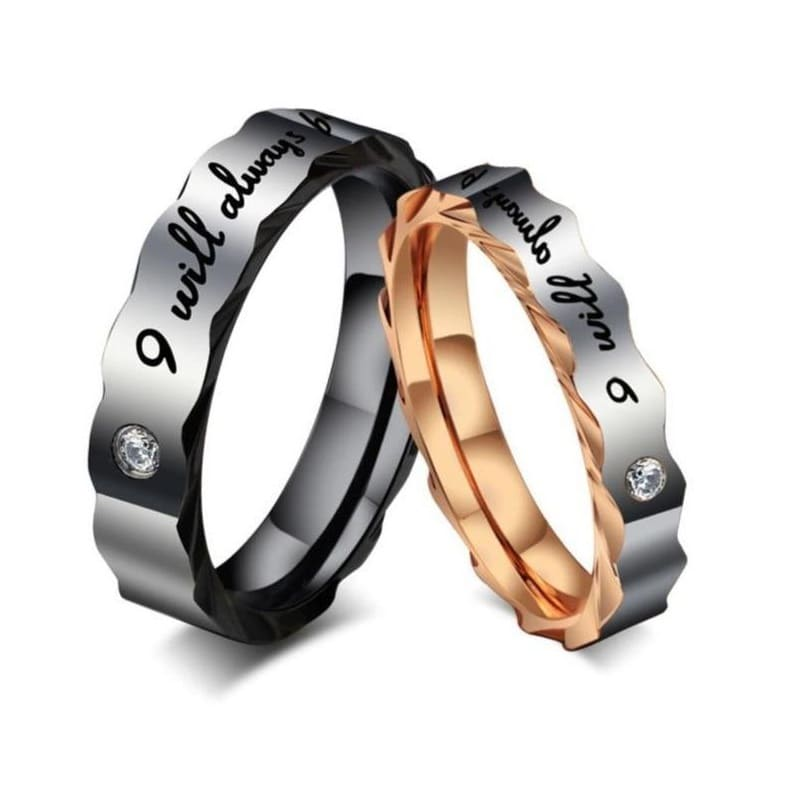 Bague Couple Aphrodisiaque Insta-couple