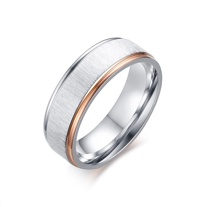 Bague Couple Malicieuse Homme Insta-couple