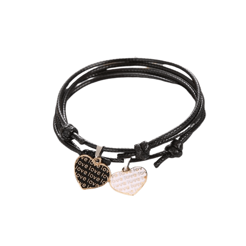 Bracelets Couple Distance l'Amour