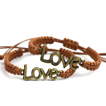 Bracelet Couple Distance Sensuel
