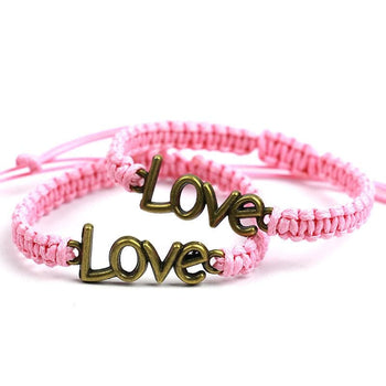 Bracelet Couple Distance Sentimental