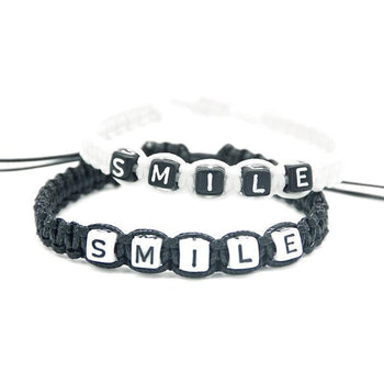 Bracelet Couple Distance Souriant