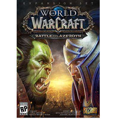 WoW Battle For Azeroth PC