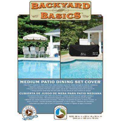 Backyard Basics Patio Dining Set Cover
