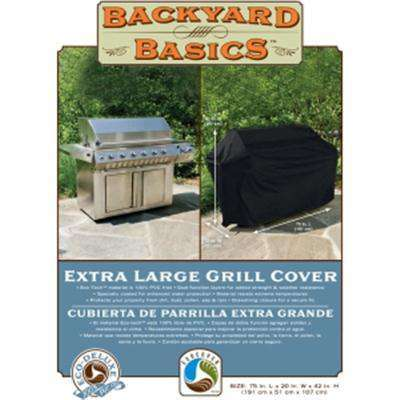 Mr. Bar.B.Q Extra Large Grill Cover 75x20x42