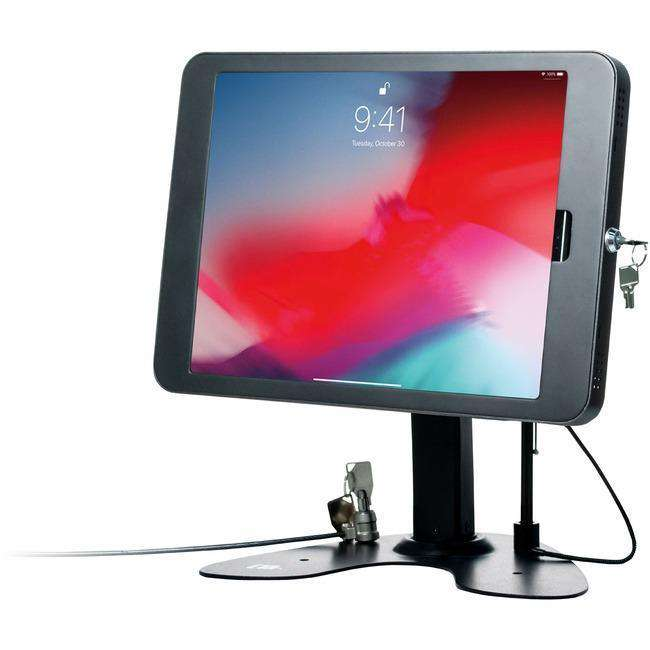 CTA Digital Dual Security Kiosk Stand for 12.9-inch iPad Pro (Gen. 3)