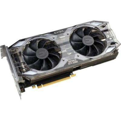 EVGA GeForce RTX 2080 Graphic Card - 1.82 GHz Boost Clock - 8 GB GDDR6 - Triple Slot Space Required