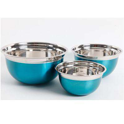 O Rosamond Mix Bowl Set Tq 3pc