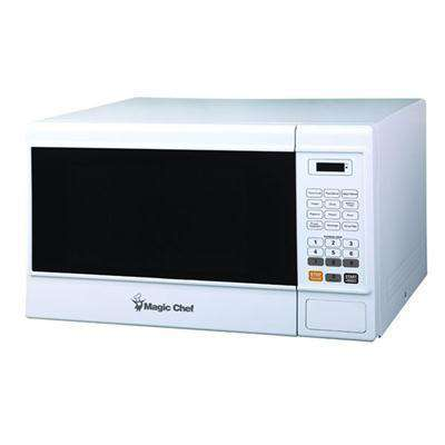 1.3 cu Ft Microwave Oven Wht