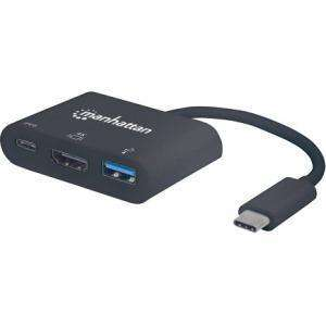 Manhattan SuperSpeed 3.1 USB-C to HDMI Docking Converter