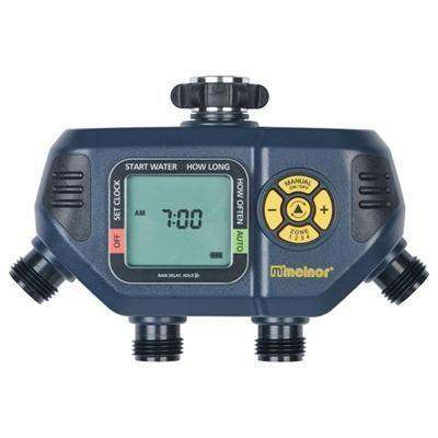 4 Zone Digital Water Timer