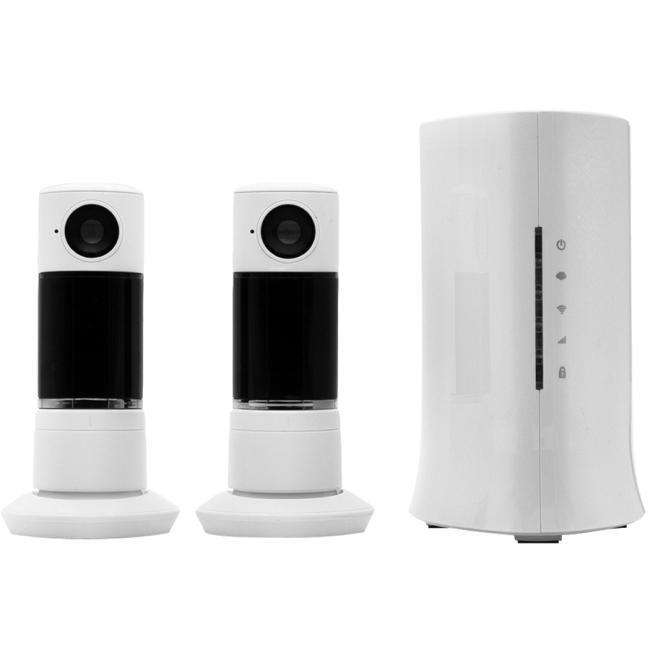 home8alarm Video-Verified Panoramic Monitoring Alarm System