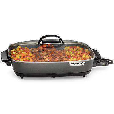 Electric SlimLine Skillet 16