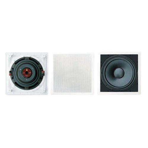 Pyle PDIWS10 180 W RMS - 360 W PMPO Woofer - 1 Pack - White