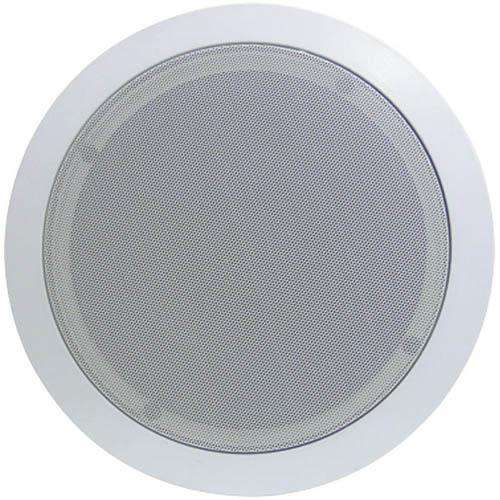 Pyle PylePro PDIC81RD - 250 W PMPO Speaker - 2-way - 2 Pack - White