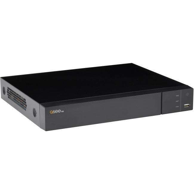 Q-see QTH87 - 8 Channel 5MP Multi Format DVR with No Hard Drive