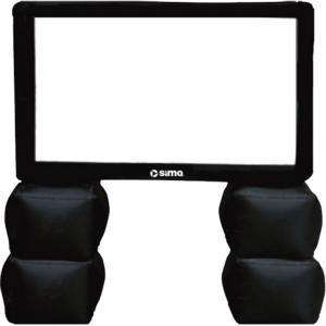 Sima XL-72 Portable Projection Screen