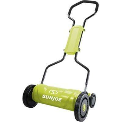 Sun Silent Push Reel Mower 18