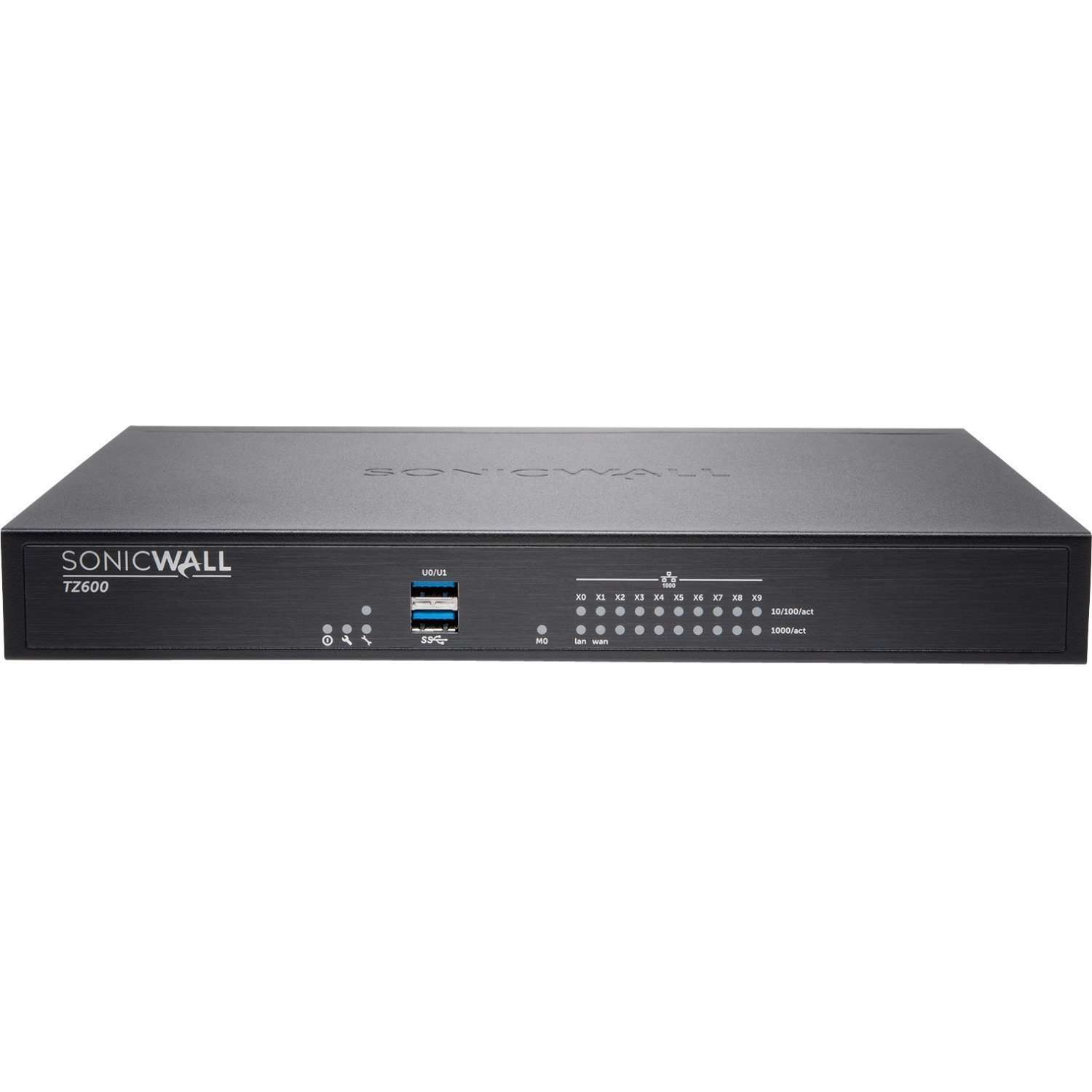 SonicWall TZ600 Network Security-Firewall Appliance