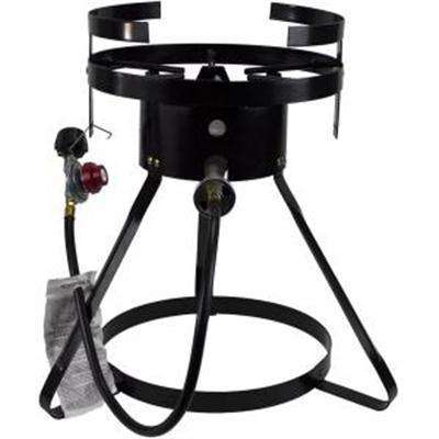 Chard Burner Stand &Regulator