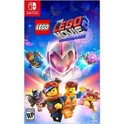 WB The LEGO Movie 2 Videogame