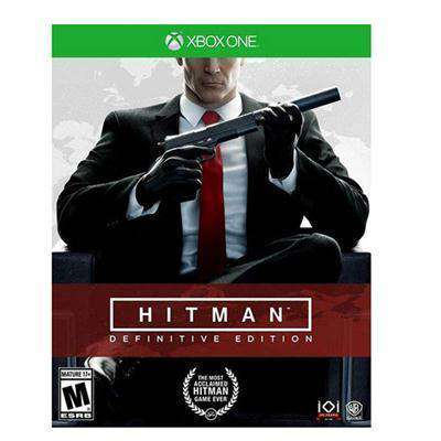 Hitman Definitive Edition XB1