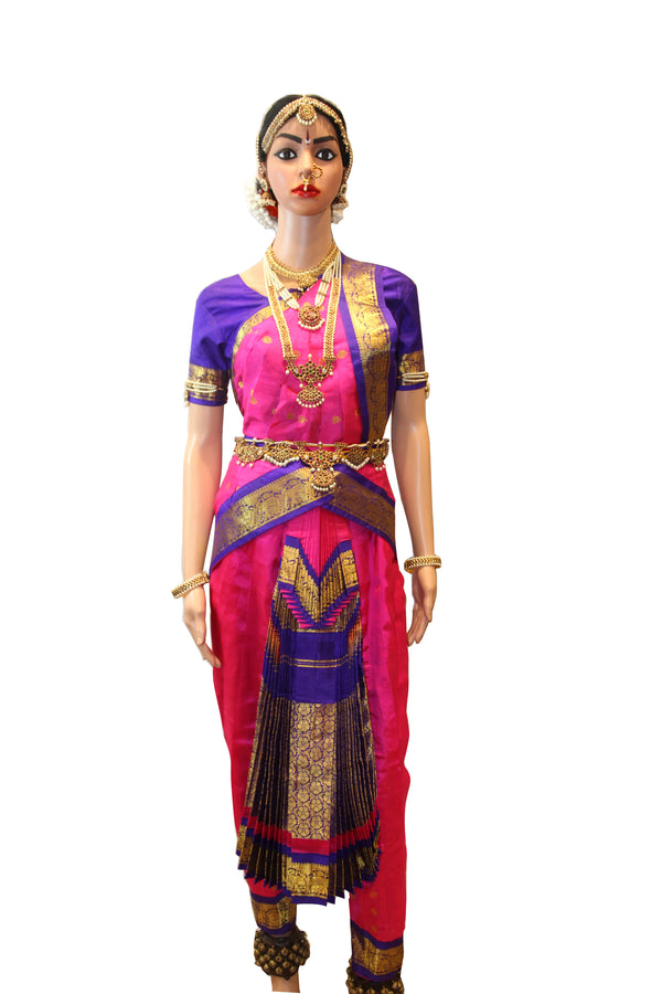 Ready Made Costume - Artificial Kanchipuram