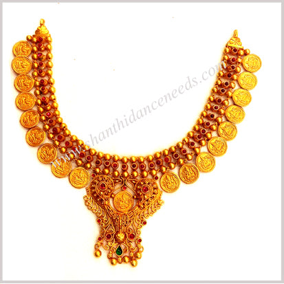 SHORT KASUMALA NECKLACE